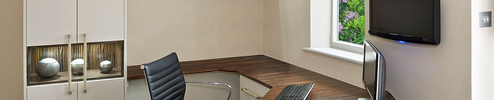 newport custom closets_home office design
