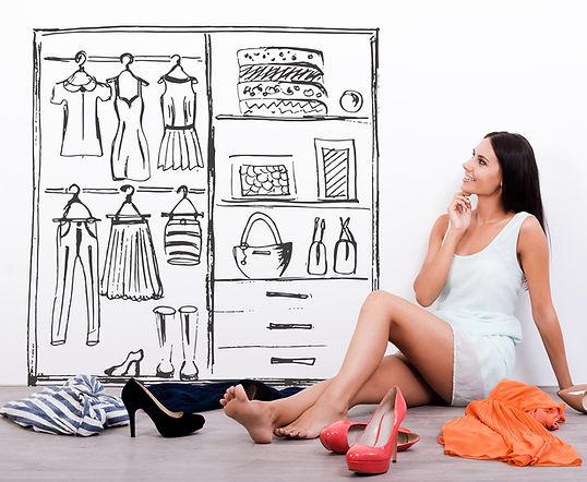 Newport custom closets_our process step 1