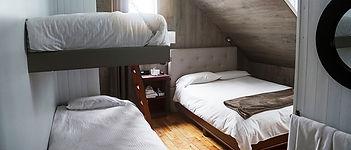 Auberge chambre 1