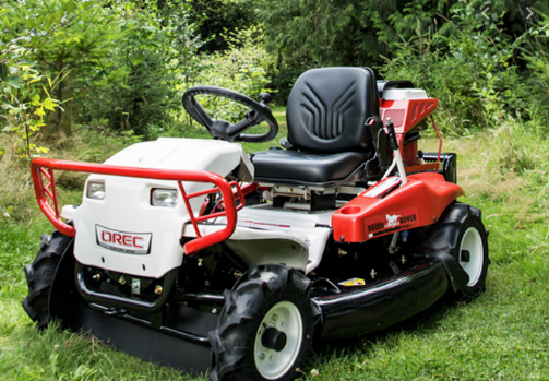 Rough Terrain Ride-on Mower