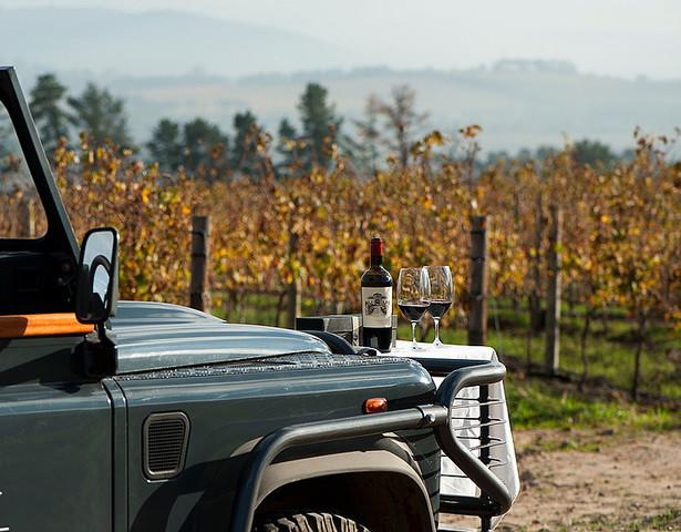 Wine Safari Tours