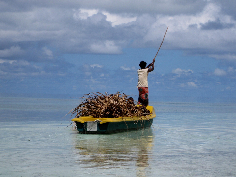 הרצאות מסע - איי שלמה