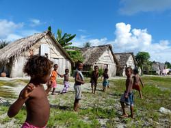 הרצאות מסע - כפר בפפואה ניו גינאה