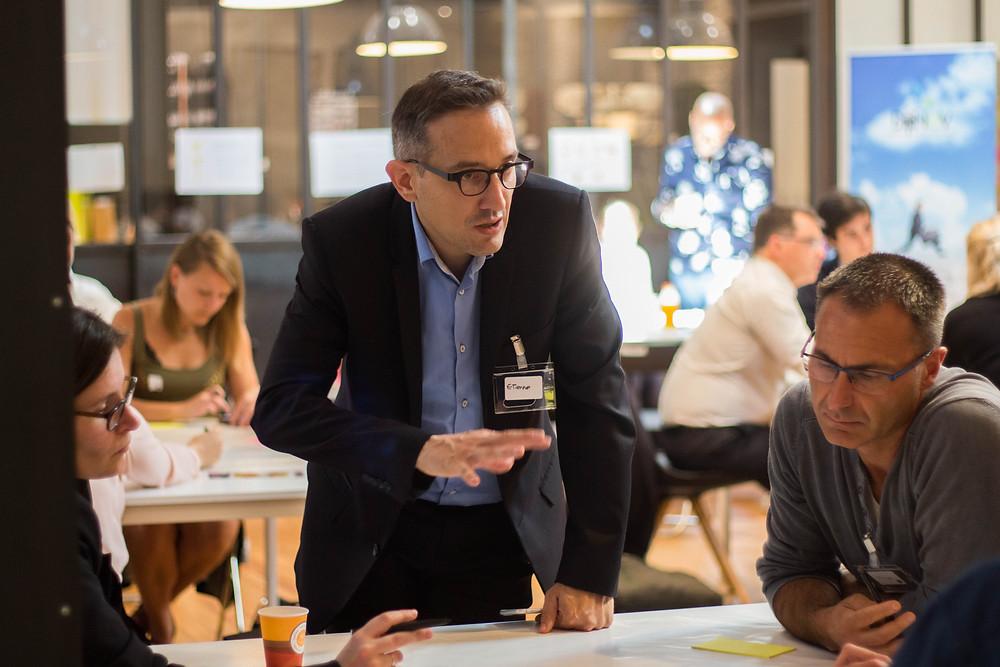 Etienne Sandeyront PDG Dijinov transformation numérique transformation digitale toulouse