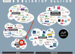 Dijinov dans les 111 acteurs de l'éco-système start-up