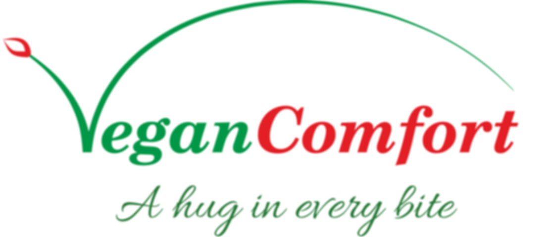 vegan comfort nz business logo