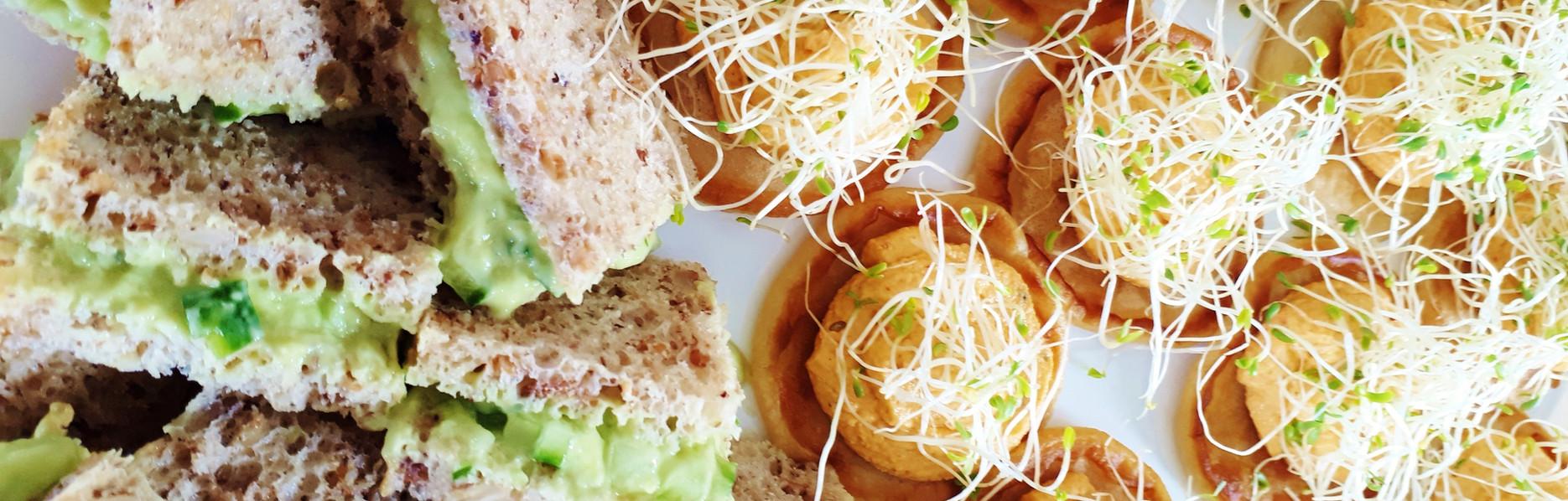 Gluten-free platter