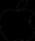 DAM Apple logo black.png