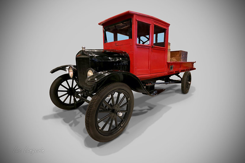 Vieux Camion Ford 1925 (1290)