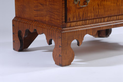 Dovetail Foot