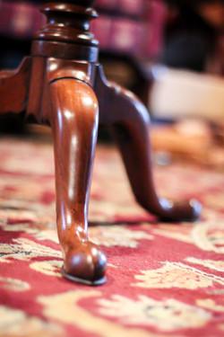 Slipper Foot