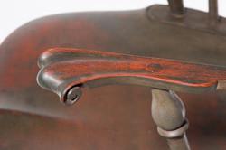 Windsor Bow Back Arm Chair-Knucle