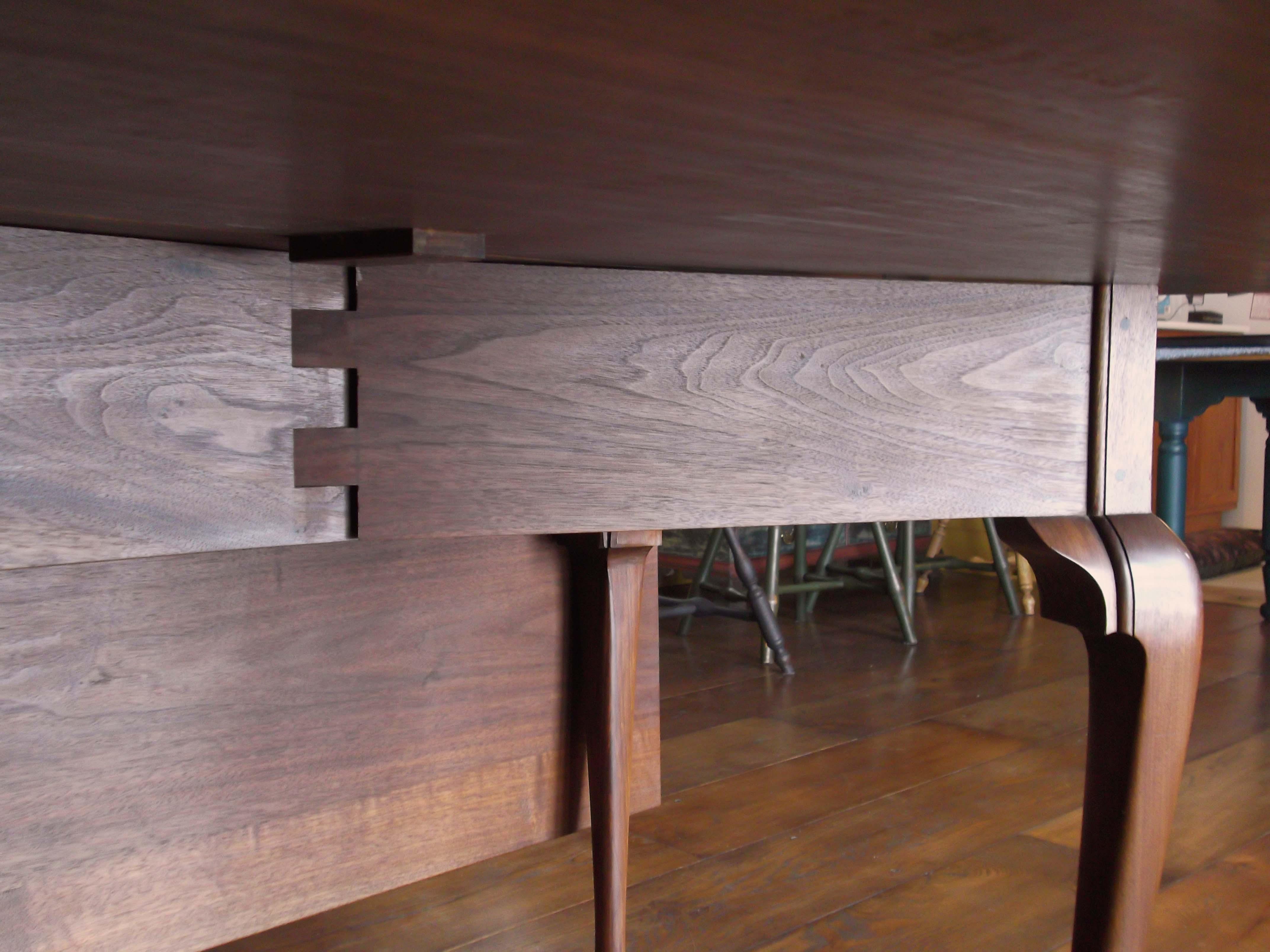 Wood Hinge