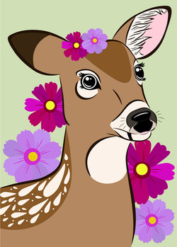 Fawn and Cosmos