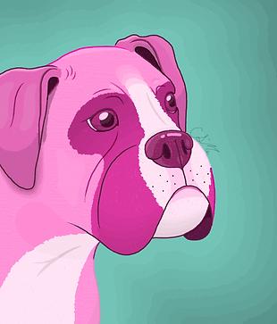 Dog Portrait #9.png