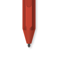 poppy-red-surface-pen-front-view.png