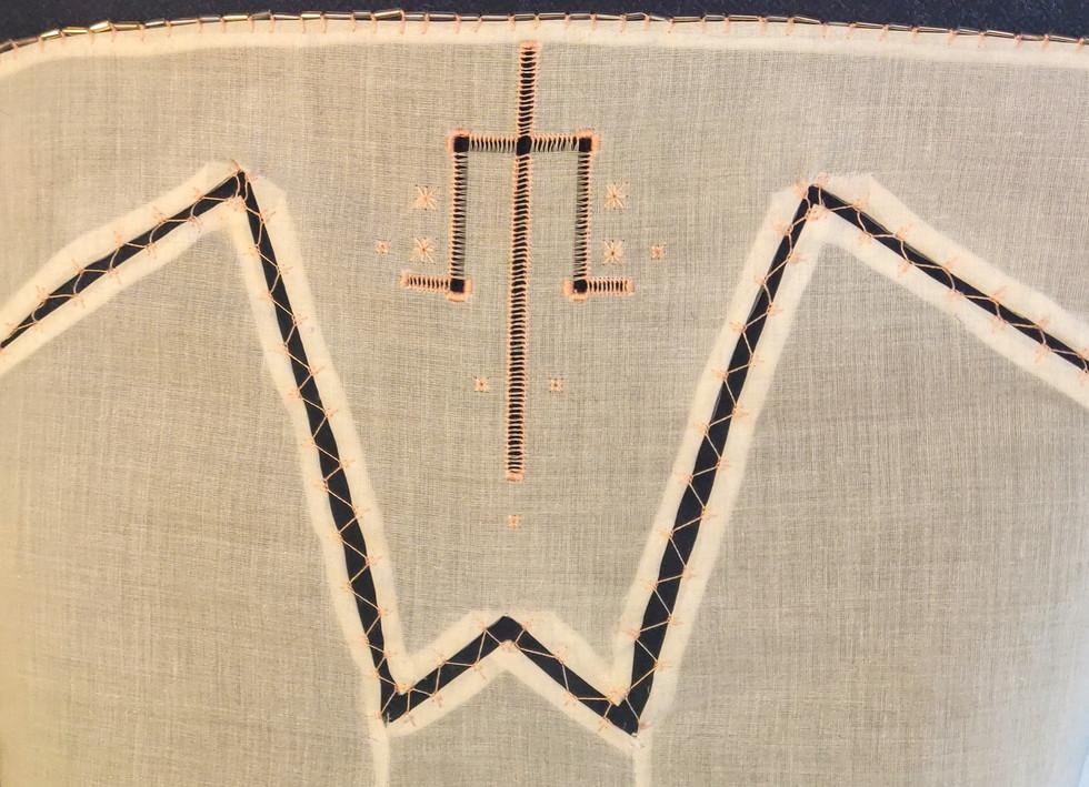 1930's Slip Detail