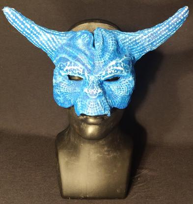 Stenciled Mask