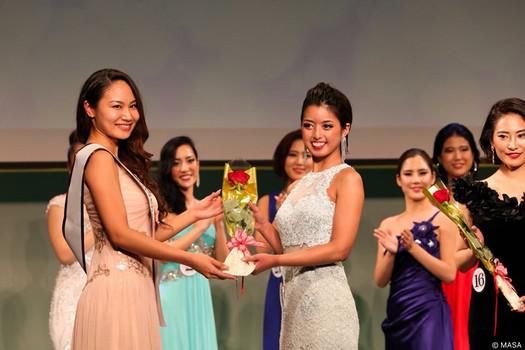 2018 Miss Universe Japan Okinawa