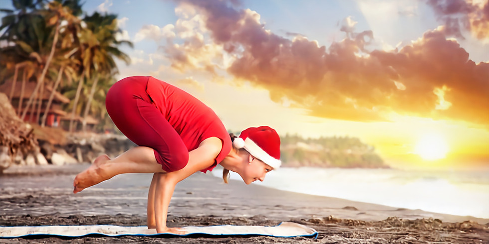 Vánoční jóga pro Tebe
