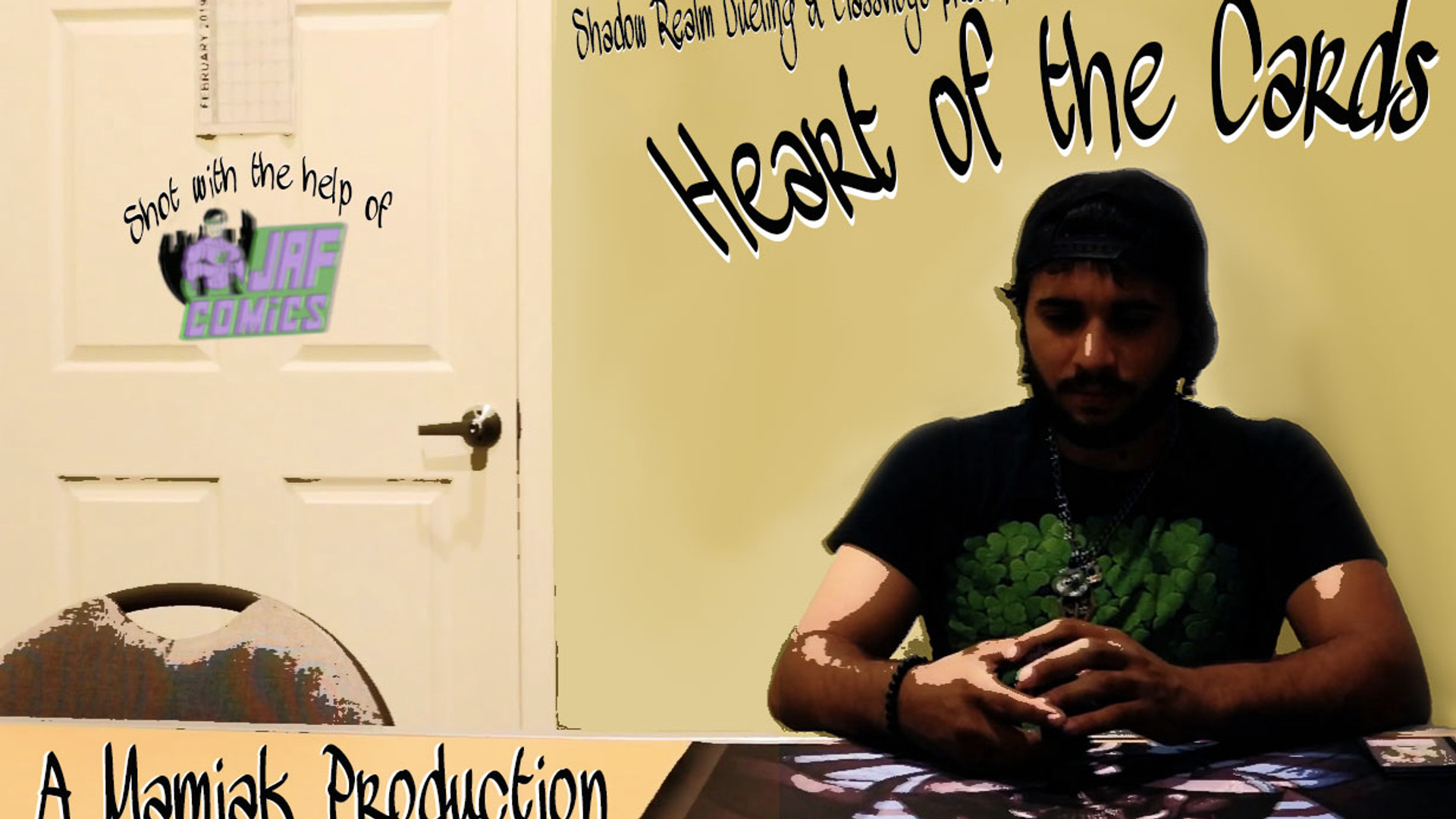 """Heart of The Cards"" Short Film"