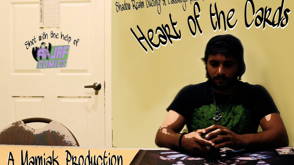 """""""Heart of The Cards"""" Short Film"""