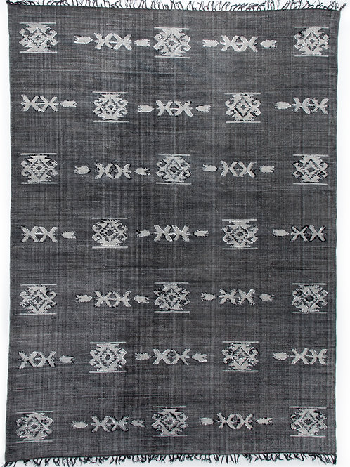 Hand-knotted Tribal Rug