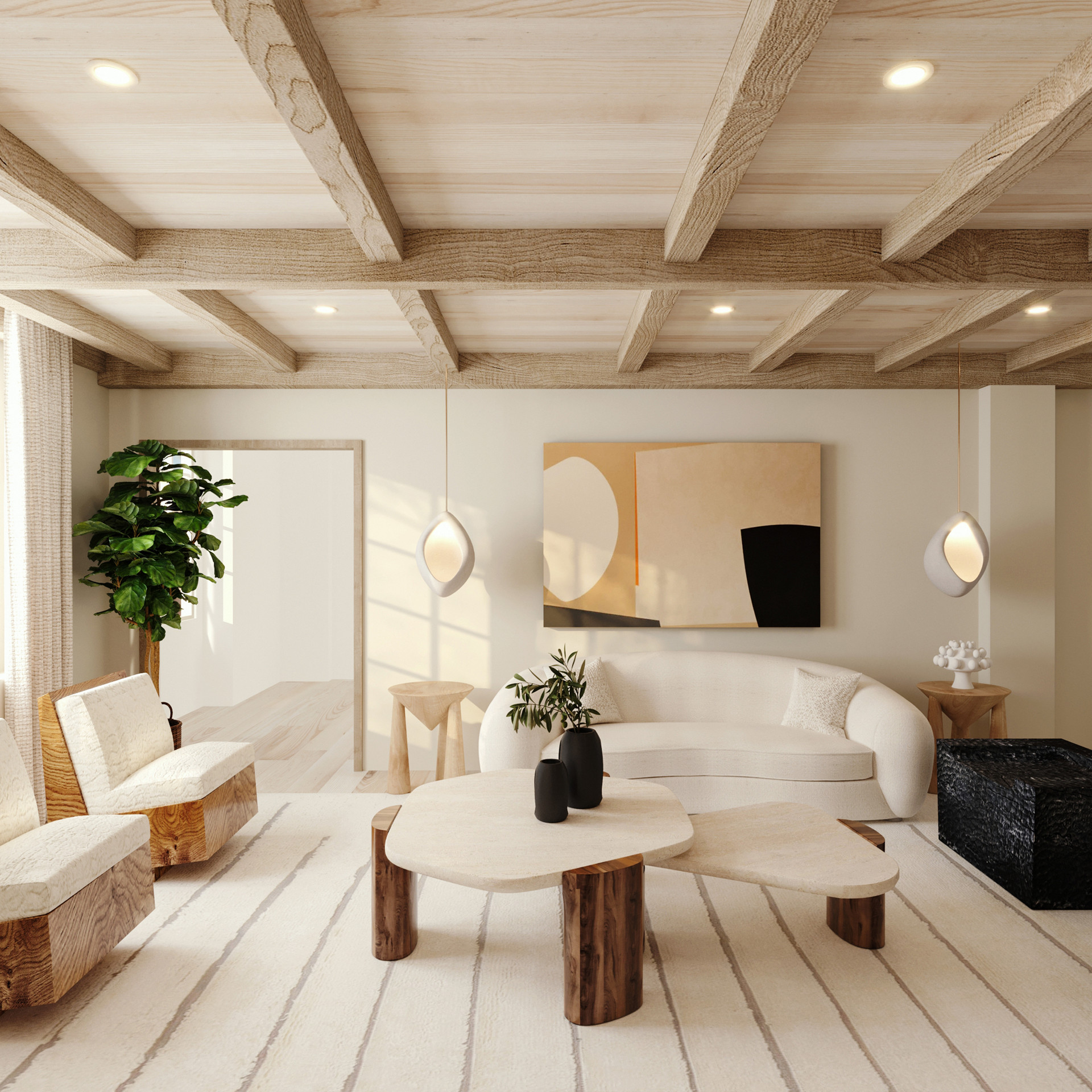 Living Room revisualization