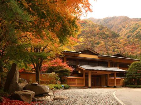 Blog 4: Ancient Hotels