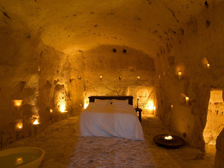 Blog 10: Cave Hotels