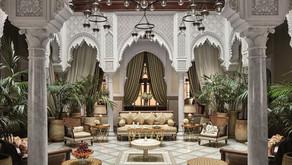 17/05/2020 Blog 13: Marvellously Architected Hotels