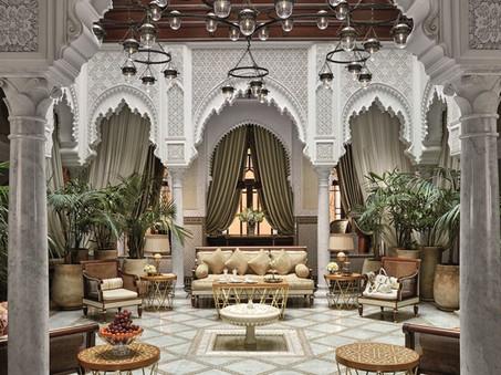 Blog 13: Marvellously Architected Hotels