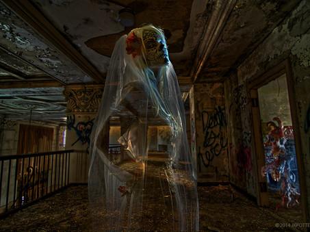 Blog 3: Haunted Hotels