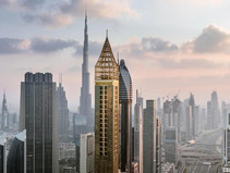 Blog 36: Staying at the World's Tallest Hotel