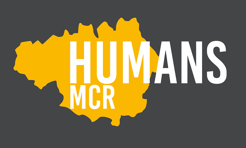 £5 HumansMCR donation