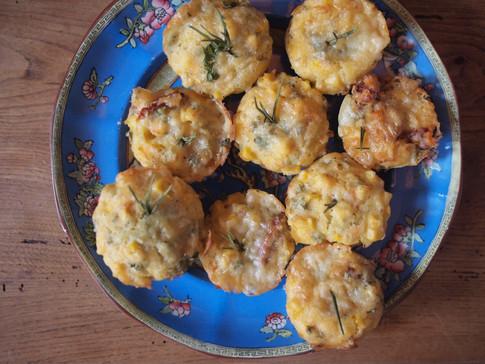 Chedder Muffins