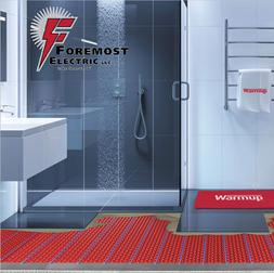 Warm Up Heated Flooring