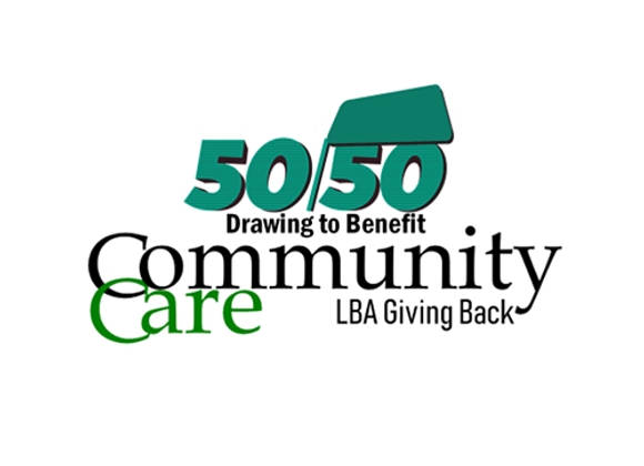 50/50 Drawing to benefit Community Care