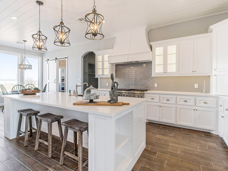 Top Kitchen and Bath Features Home Buyers Want