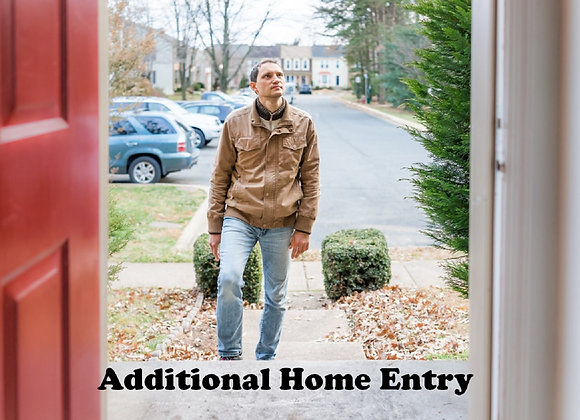 Additional HOME- Virtual tour online & in-person tour