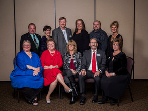 2018 LARA Board of Directors Ready to OWN IT!