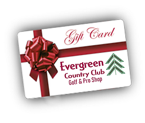 Golf & Pro Shop Gift Card