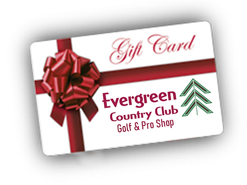 Golf & Pro Shop Gift Card