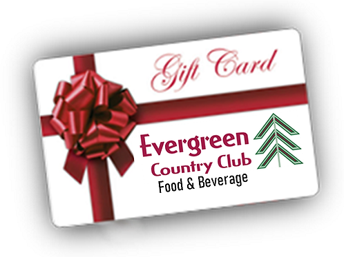 Food & Beverage Gift Card