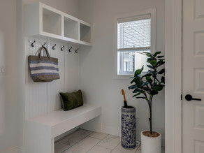 Five Tips for a Modern Mudroom Makeover