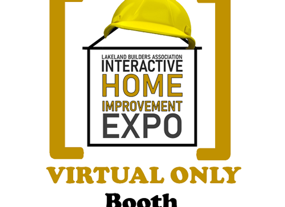 VIRTUAL BOOTH ONLY