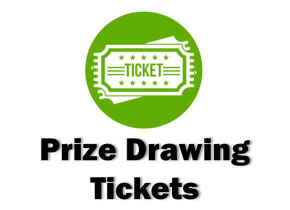 Prize Drawing Tickets