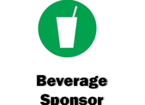 Beverage Sponsor