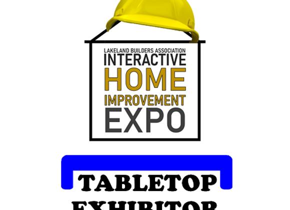 INDOOR TABLETOP In-person & Virtual