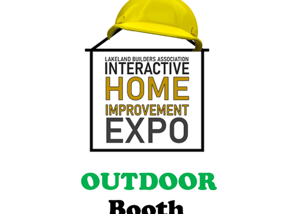 OUTDOOR BOOTH In-person & Virtual